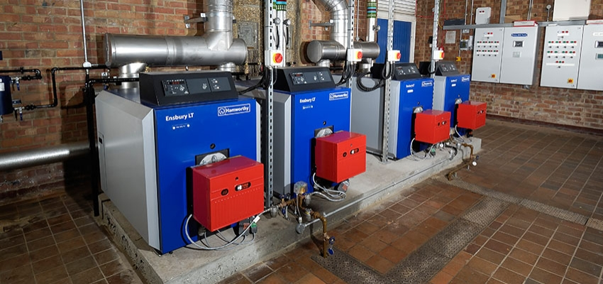 HW Boilers - Mechanical & Electrical Maintenance